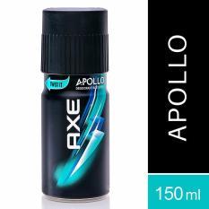 Xịt khử mùi toàn thân cho nam Axe Apollo hương tươi mát 150ml