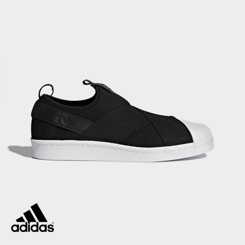 adidas Giày thể thao nam  SUPERSTAR SlipOn BZ0112 (Clearance sale)