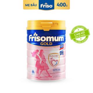 Sữa bột Frisomum Gold hương vani 400g thumbnail