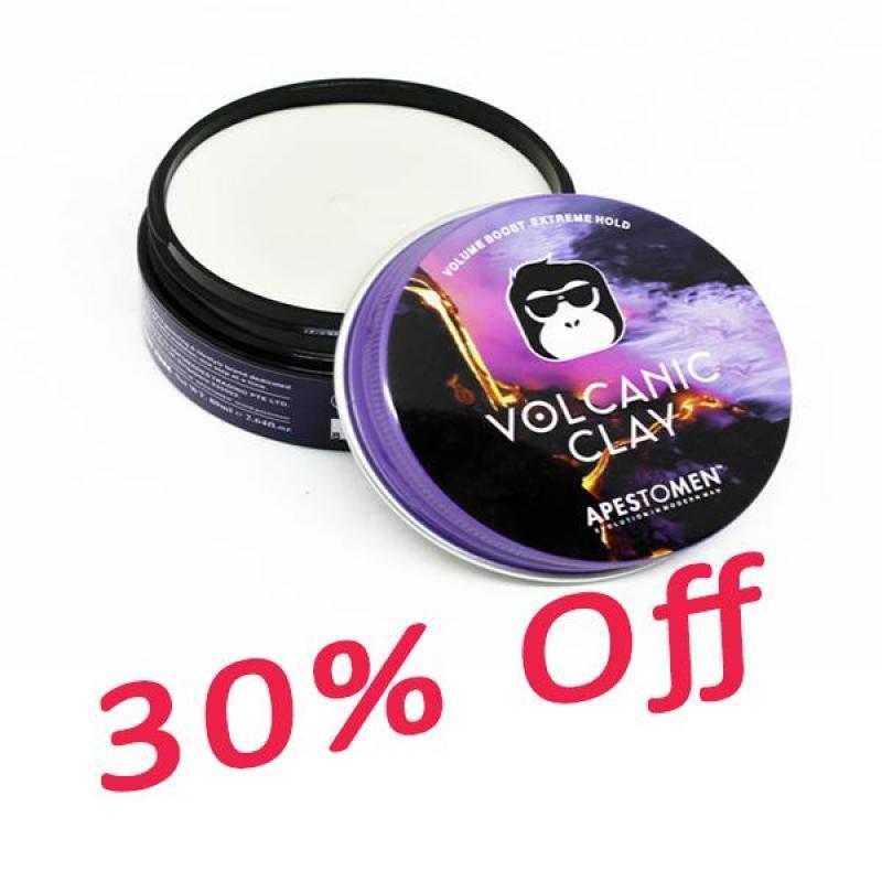 Volcanic Clay - Wax tóc Nam (Real) giá rẻ