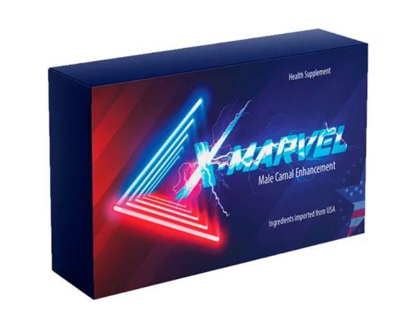 Viên ngậm X - Marvel - Hỗ trợ sinh lý nam - Hộp 12 viên nhập khẩu