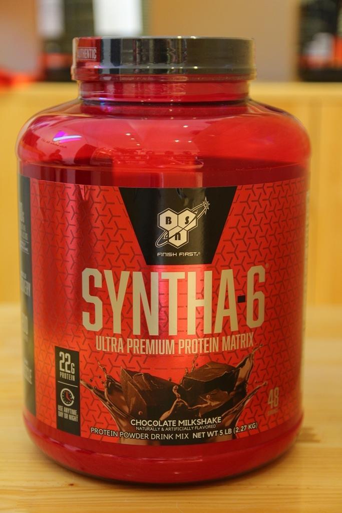 Thực phẩm bổ xung   Syntha 6 Isolate - Chocolate Milkshake nhập khẩu