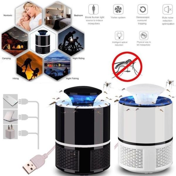Đèn Bắt Muỗi Để Bàn Dùng Nguồn USB Mosquito Killing - ĐÈN BẮT MUỖI KILLING NGUỒN USB ĐÈN BẮT MUỖI KILLING NGUỒN USB Đèn Bắt Muỗi Killing Nguồn Usb Hiệu Quả .. ĐÈN BẮT MUỖI KILLING NGUỒN USB |