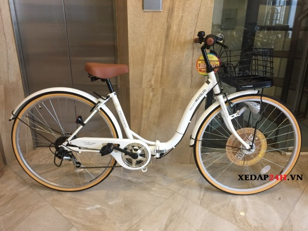 Phân phối Xe đạp mini Mypallas M509 Printemp nội địa Nhật