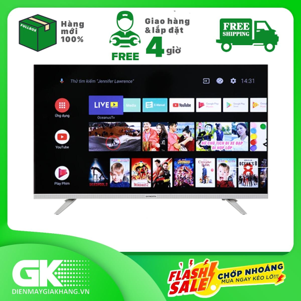 Bảng giá Tivi Led Skyworth 32E6 32 Inch Android TV