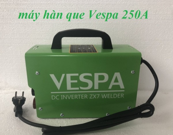 Máy hàn que điện tử ZX7-250A VESPA - may han dien tu - máy hàn que - VP250