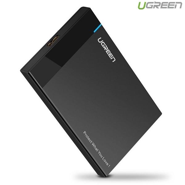 Bảng giá Hộp đựng ổ cứng 2,5 inch USB 3.0 Ugreen 30848 Phong Vũ
