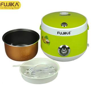 Nồi cơm điện nắp gài Fujika FJ-NC1506 dung tích 1.5L bảo hành 12 tháng - Dự kiến giao 24/6