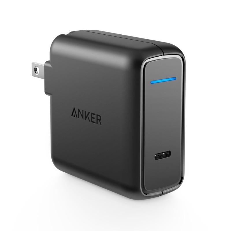 Sạc ANKER PowerPort Speed 1 Cổng USB-C 30W Power Delivery - A2014 2019 - NO BOX - CHÍNH HÃNG 100%