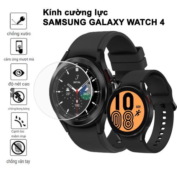 [Galaxy Watch 4] Kính cường lực đồng hồ thông minh Samsung Galaxy Watch 4