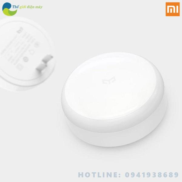 Đèn ngủ cảm biến hồng ngoại Xiaomi Mijia night light sử dụng liên tục 365 ngày bảo hành 1 năm - Shop thế giới gia dụng 4.0