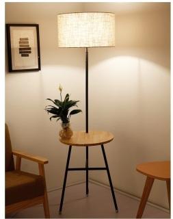 Đèn cây ghế-Đèn sàn- Đèn khách sạn- Nội thất sang trọng- Bảo hành 1 năm thumbnail