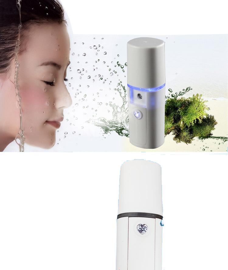 Máy xông mặt cầm tay mini nano moisture spray nhập khẩu