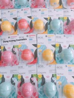 Son Trứng Dưỡng Môi EOS Lip Balm 7G thumbnail