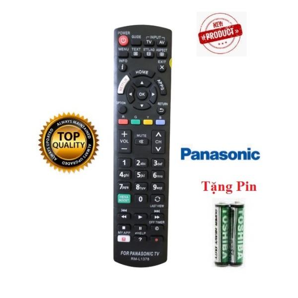 Điều khiển tivi Panasonic RM-L1268 - Hàng tốt