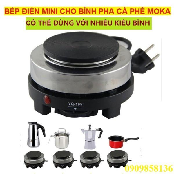 Bảng giá [Bảo Hành 6 tháng] Bếp điện MINI Dùng nấu cháo cho bé, làm cafe, or hâm các món ăn ngon Điện máy Pico