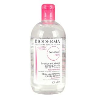 [500ML - HỒNG] Nước Tẩy Trang Dành Cho Da Nhạy Cảm Bioderma Sensibio H20 500ml - Nước tẩy trang bioderma hồng - Nuoc tay trang - SIÊU TIẾT KIỆM thumbnail