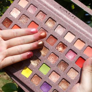 ANYAR-Bảng phấn mắt 40 màu thời thượng phấn mắt nội địa Trung bảng màu mắt thumbnail