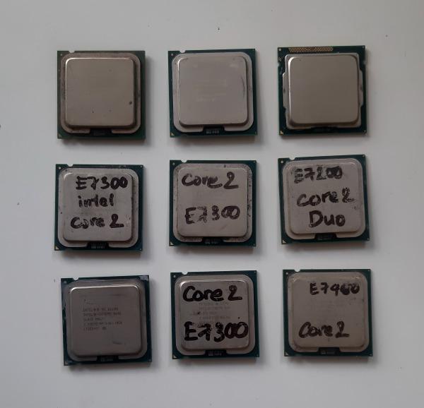 Bảng giá Chip CPU Core 2 Dou E7200, 7300,7400 Phong Vũ