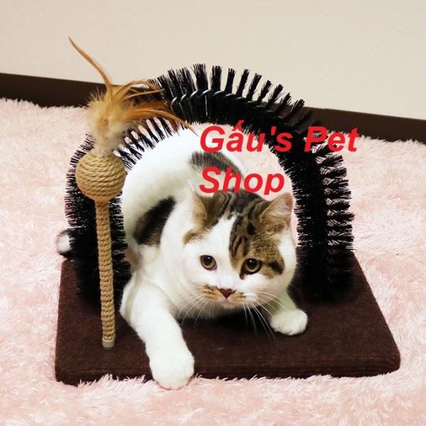 84192 - Đồ chơi chải lông cho mèo CattyMan