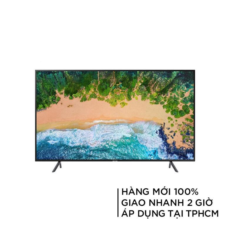 Smart Tivi Samsung 4K 49 inch UA49NU7100 chính hãng
