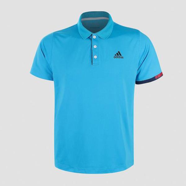 Áo thun nam Adidas màu xanh biển AT572