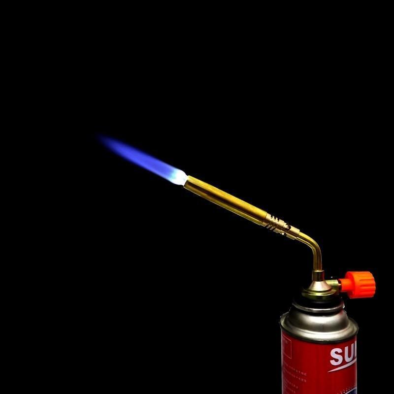 Giá Tiết Kiệm Để Sở Hữu Ngay (HÀNG CÔNG TY BẢO HÀNH 1 THÁNG) Đèn Khò Hàn ống đồng - Đầu Khò Lửa - Sử Dụng Bình Gas Mini  - Khò Gas Cầm Tay