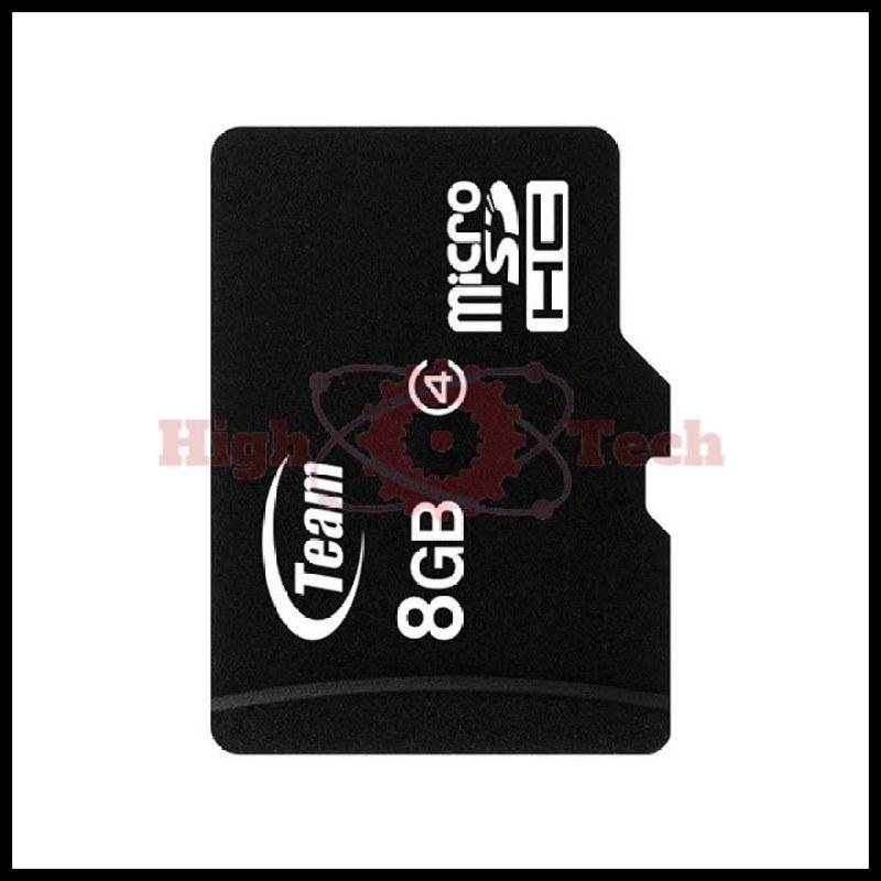 Thẻ nhớ micro SDHC Team Group 8GB tốc độ Class 4-Class 10