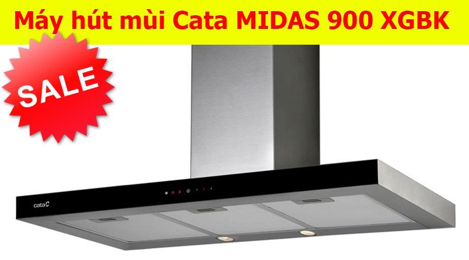 Giá Máy hút mùi Cata MIDAS 900 XGBK