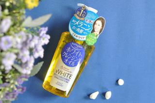 Dầu Tẩy Trang Làm Sạch Tế Bào Chết Kosé Cosmeport Softymo White Cleansing Oil 230ml thumbnail