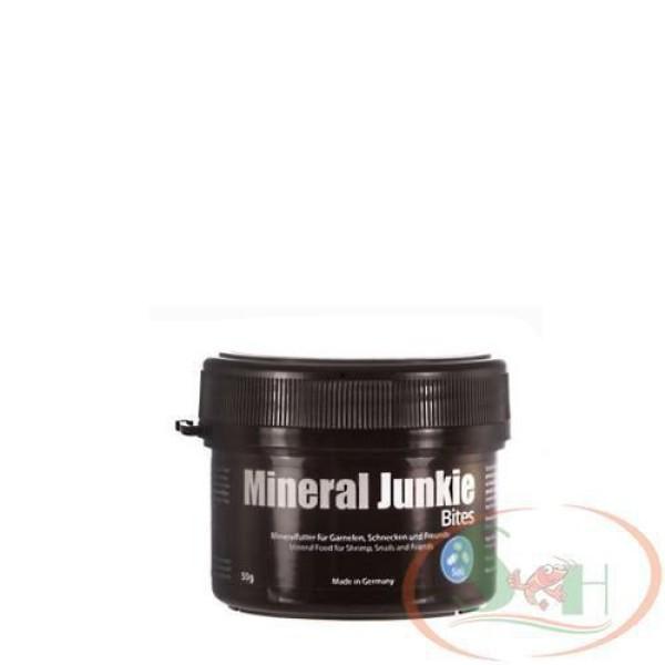 Thức Ăn Bổ Sung Khoáng Chất Glasgarten Mineral Junkie Bites - Hủ 100 gram