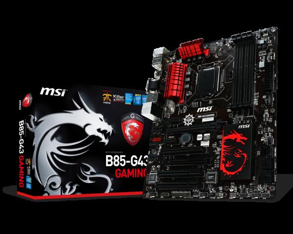 Giá Main Msi B85 G43 Gaming