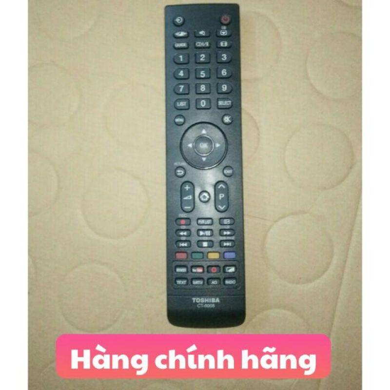 Bảng giá Remote Điều Khiển TV Toshiba CT - 8068 ( Hàng Chính Hãng )