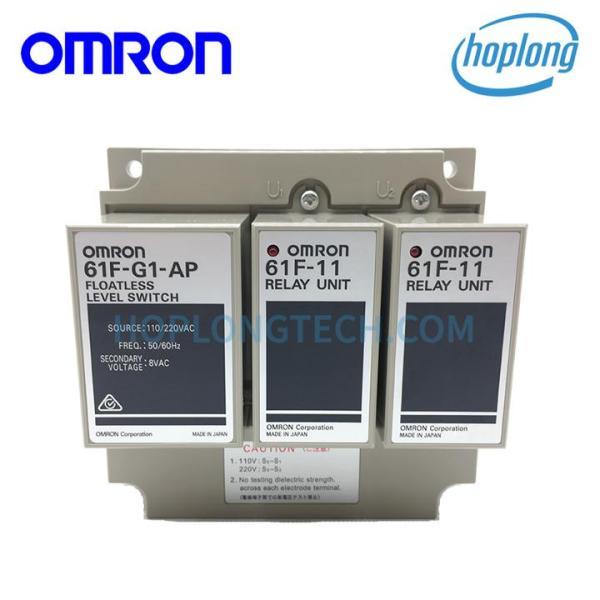 61F-G1-AP AC110-220 Bộ báo mức OMRON