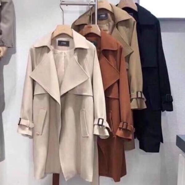 áo dạ măng tô