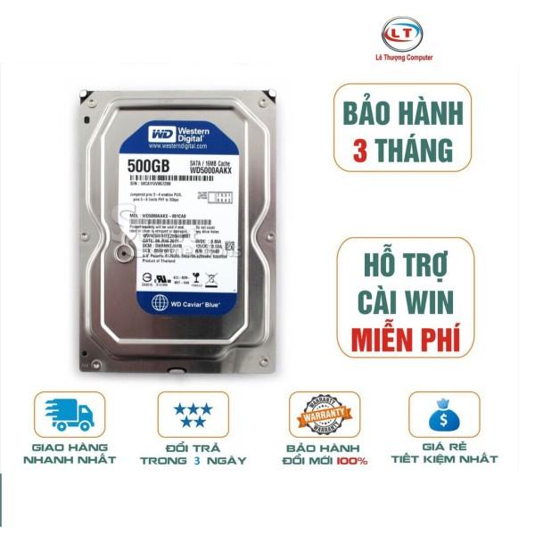 Bảng giá Ổ cứng máy case PC 80Gb; 160Gb; 250Gb; 320Gb; 500Gb tốt 100% Phong Vũ