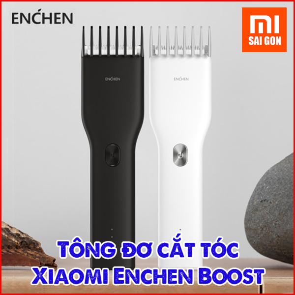 Tông đơ cắt tóc Xiaomi Enchen Boost nhập khẩu