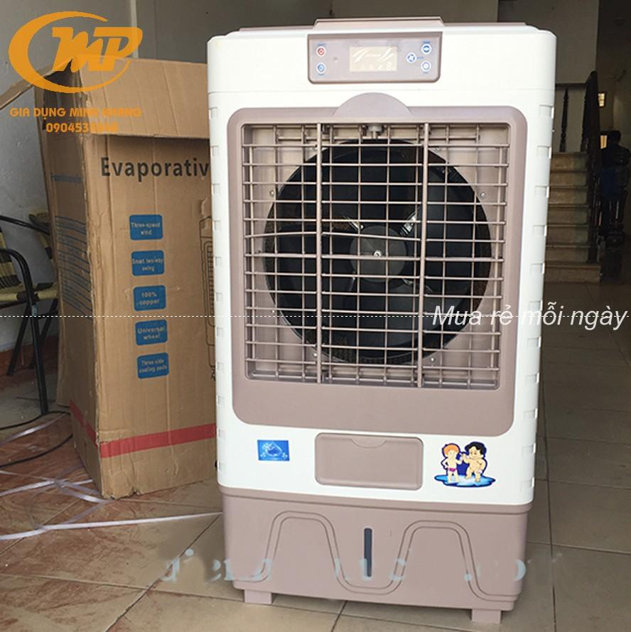 Quạt điều hòa máy làm mát không khí quạt hơi nước YK JX6 có điều khiển Bảo hành 24 tháng