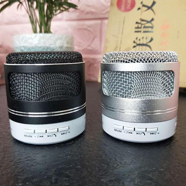 Loa Bluetooth Mini Q8 Hình Micro Hỗ Trợ USB, Thẻ Nhớ, jack 3.5 - Loa Bluetooth Q8 giá rẻ