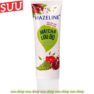 Sữa Rửa Mặt 50g Hazeline Matcha Lựu Đỏ Làm Sáng Da thumbnail