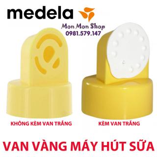 Van vàng máy hút sữa Medela ( không kèm van trắng ) thumbnail
