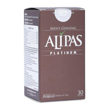 Alipas Platinum Lọ 30 viên nhập khẩu