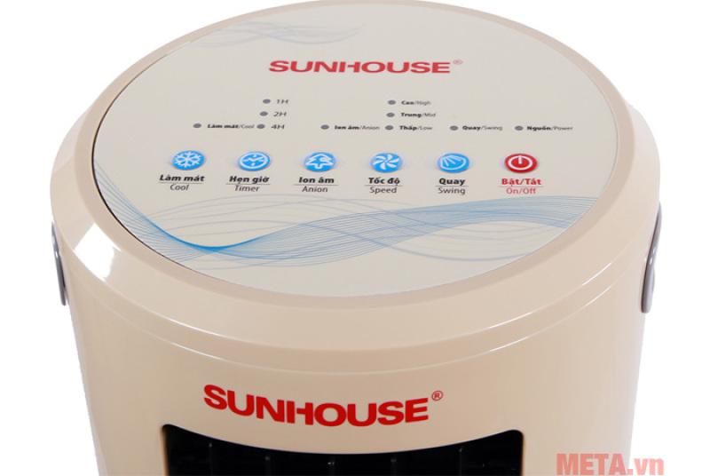 Bảng giá Quạt điều hòa Sunhouse SHD7712