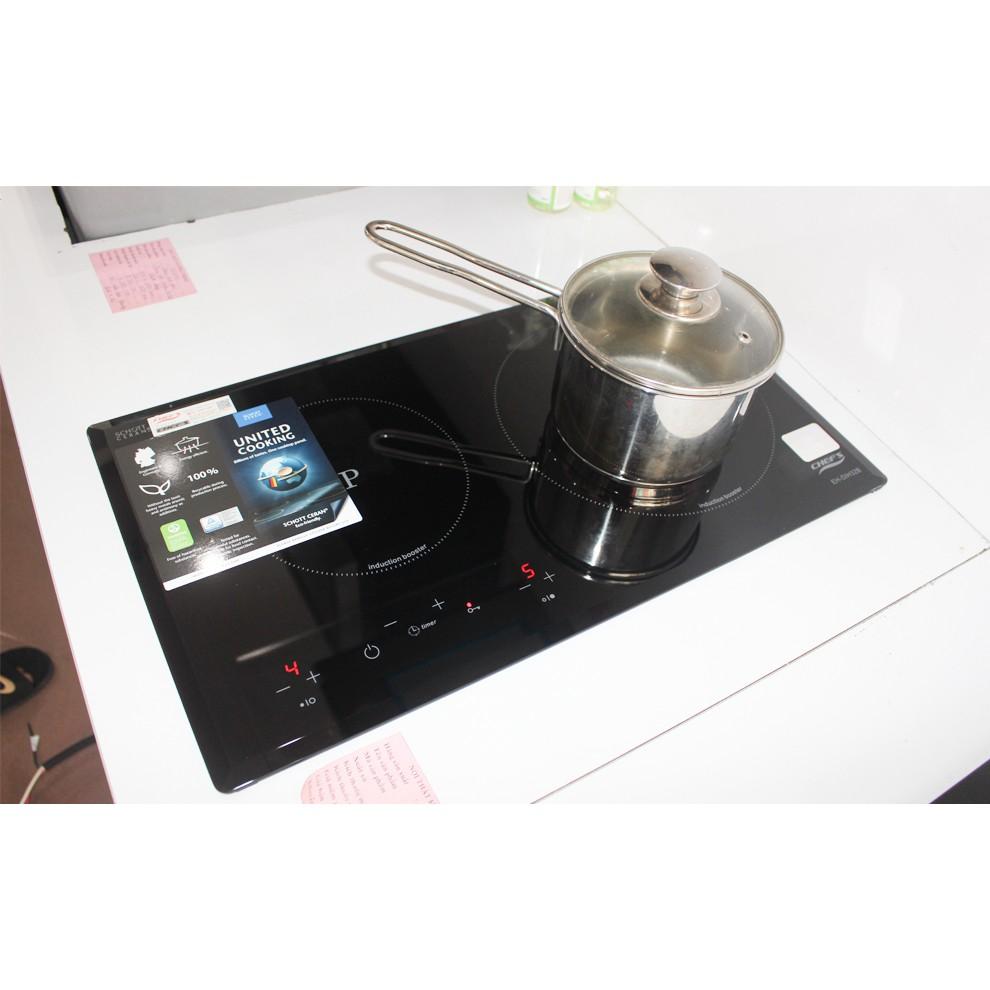 Bếp từ Chefs EH DIH32B kích thước 60cm