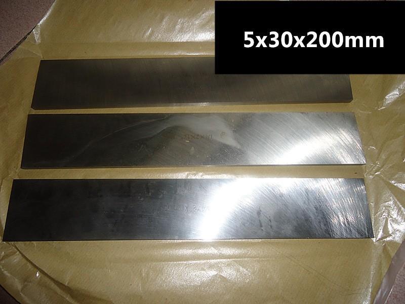 Dao tiện thép gió HSS M2-5x30x200mm