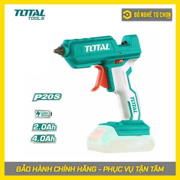 Máy bắn keo Total (không kèm pin và sạc) TGGLI2001