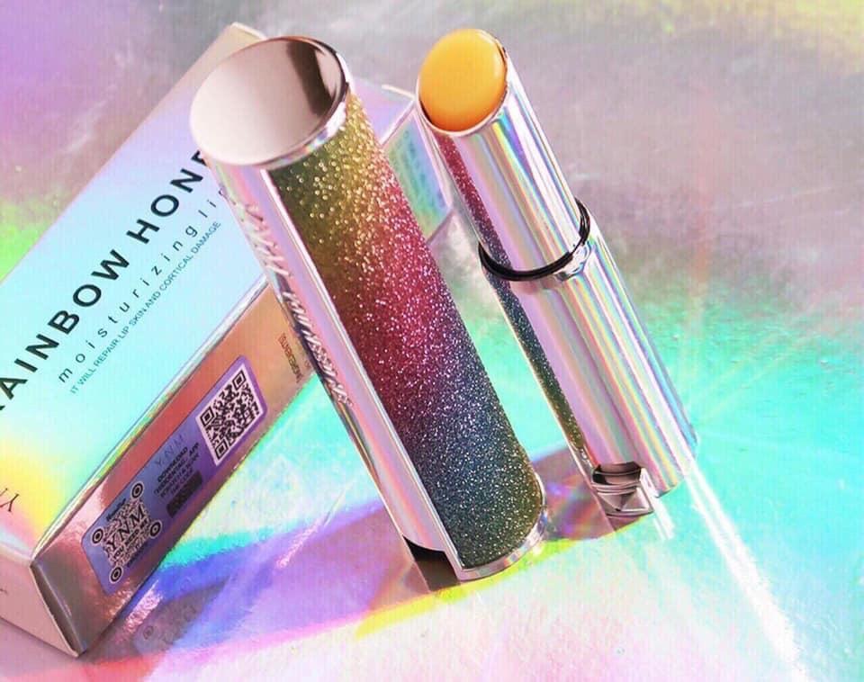 Son dưỡng môi Hàn Quốc - YNM Rainbow Honey Lip Balm 3.2g