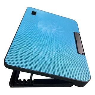 (xã kho 3 ngày ) Đế tản nhiệt laptop nâng lên hạ xuống N99 Cho laptop giá rẻ thumbnail