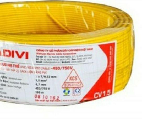 Dây điện CADIVI 1.5 (100M)