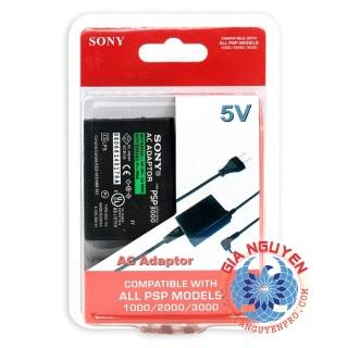 Bộ Adapter Sạc Dùng Cho Máy Game PSP 1000 2000 3000 3